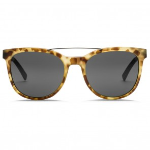 Electric BENGAL WIRE Matte Spotted Tortoise Black OHM Grey Sunglasses