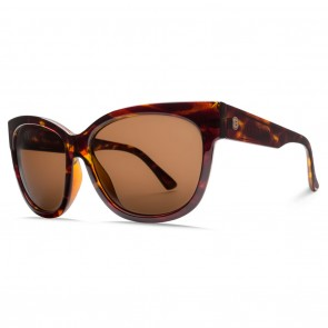 Electric DANGER CAT Gloss Tortoise / OHM Bronze Sunglasses
