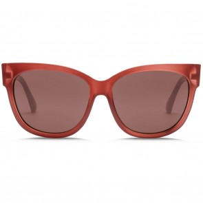 Electric DANGER CAT Smokey Crimson OHM Rose Sunglasses