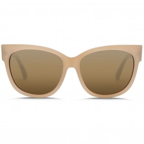 Electric DANGER CAT Nude Tortoise OHM Grey Gold Chrome Sunglasses