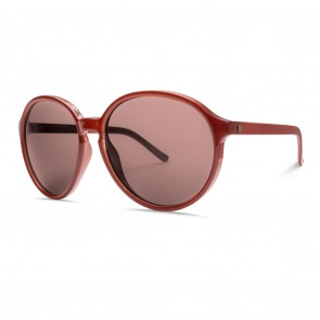 Electric RIOT Smokey Crimson OHM Rose Sunglasses