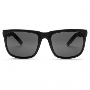 Electric KNOXVILLE S Matte Black OHM Grey Polarized Sunglasses