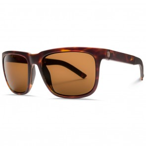Electric KNOXVILLE S Matte Tortoise / OHM Bronze Sunglasses