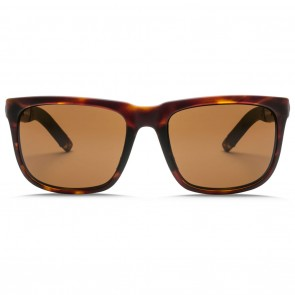 Electric KNOXVILLE S Matte Tortoise OHM Bronze Sunglasses