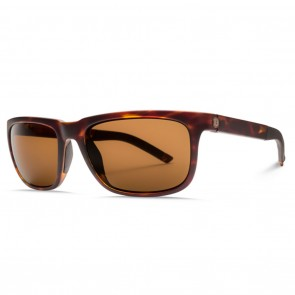 Electric KNOXVILLE S Matte Tortoise / OHM Bronze Polarized Sunglasses