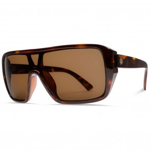 Electric BLAST SHIELD Gloss Tortoise / OHM Bronze Sunglasses
