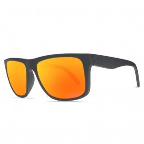 Electric SWINGARM XL Matte Black Ohm Grey Fire Chrome Sunglasses