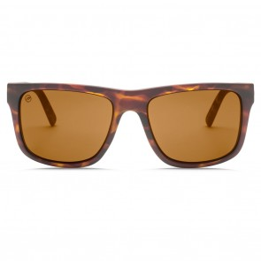 Electric SWINGARM XL Matte Tortoise Ohm Bronze Sunglasses