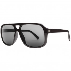 Electric DUDE Gloss Black OHM Grey Sunglasses