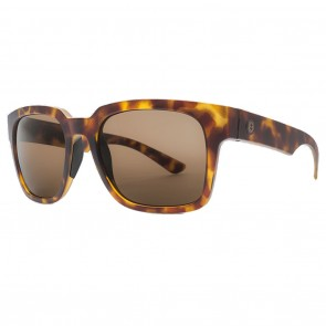 Electric ZOMBIE S Matte Tortoise OHM Bronze Sunglasses