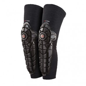 G-Form Elite Knee-Shin Guards - Black