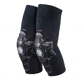 G-Form Pro X Elbow Pad - Black / Teal Camo Main