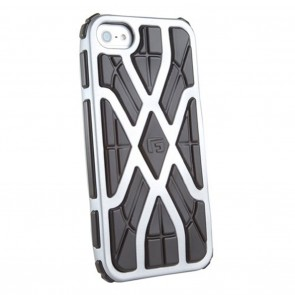 G-Form iPhone 5 Case - Silver Black