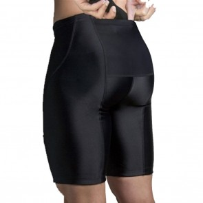 EzeeFit Compression Sport Short - Black