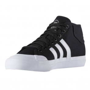 Adidas Matchcourt MID Core Black / Footwear White Skate Shoes