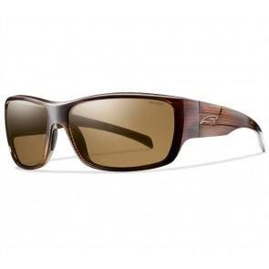 Smith FRONTMAN Brown Stripe Polarized Brown Sunglasses