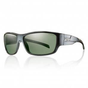 Smith FRONTMAN Black / ChromaPop Polarized Gray Green Sunglasses