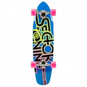 """Sector 9 The Wedge (7.25"""" x 31.3"""") Longboard Complete"""