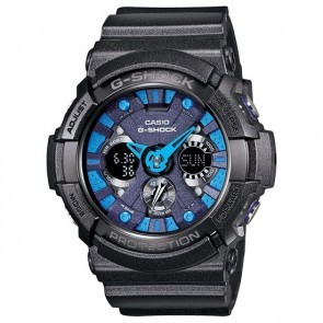 GA-200SH-2ACR | Casio G-Shock GA-200SH X-Large Watch - BLK TEAL