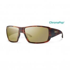 Smith GUIDES CHOICE Sunglasses - Matte Havana ChromaPop+ Polarized Bronze Mirror