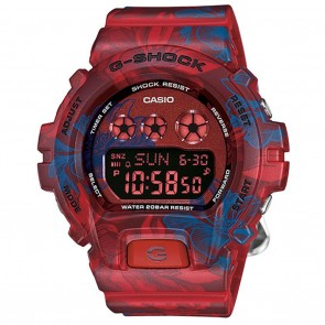 Casio G-Shock GMDS-6900 Small Size Concept Watch - Red
