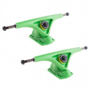Bear Grizzly 852's 8mm 52 degree Longboard Trucks - Matte Green