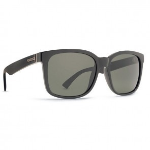 VonZipper HOWL Black / Vintage Grey Sunglasses