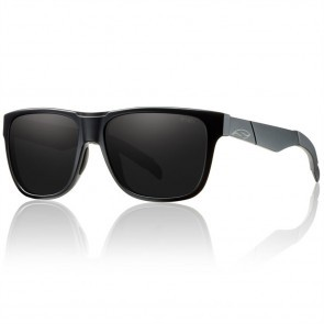 Smith LOWDOWN Impossibly Black Blackout Sunglasses