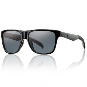 Smith LOWDOWN Black Polarized Grey Sunglasses