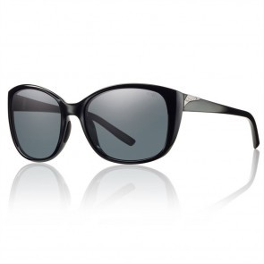 Smith LOOKOUT Black / Polarized Grey Sunglasses
