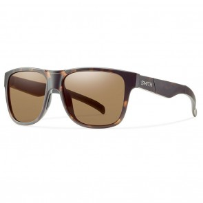Smith Lowdown Matte Tortoise / Polarized Brown Sunglasses