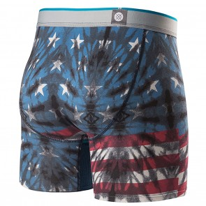 Stance Fourth Mens Boxer Briefs - Blue