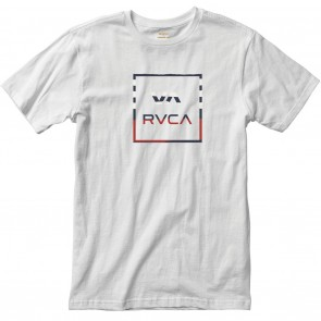 RVCA 4th VA All The Way T-Shirt - White