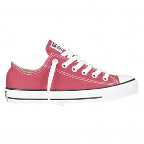 Converse Chuck Taylor All Star Ox Low - Red Skate Shoes