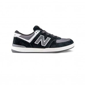 New Balance Logan-S 636 Black / Grey Skate Shoes