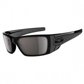 Oakley FUEL CELL Polished Black / Warm Grey sunglasses-Oak-oo9096-01