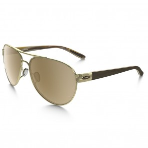 Oakley DISCLOSURE Polished Gold with Tungsten Iridium Sunglasses