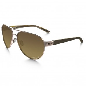 Oakley DISCLOSURE Rose Gold with Bronze Gradient Polarized Sunglasses