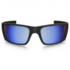 Oakley FUEL CELL PRIZM DEEP WATER POLARIZED Matte Black Prizm Salt Water Polarized Sunglasses