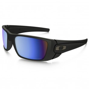 Oakley FUEL CELL PRIZM DEEP WATER POLARIZED Sunglasses - Matte Black / Prizm Salt Water Polarized