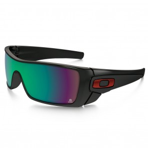 Oakley BATWOLF H2O Shallow Polished Black with Prizm Fresh Water Polarized Sunglasses
