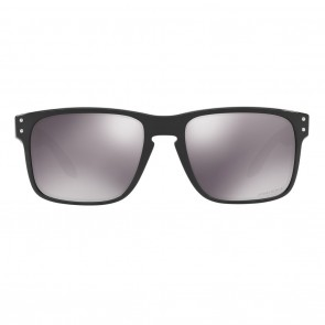 Oakley HOLBROOK Polished Black Prizm Black Sunglasses