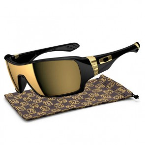 Oakley OFFSHOOT Shaun White Signature Series Polished Black  24K Iridium sunglasses-OO9190-07