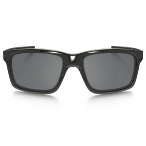 Oakley MAINLINK Polished Black Black Iridium Sunglasses