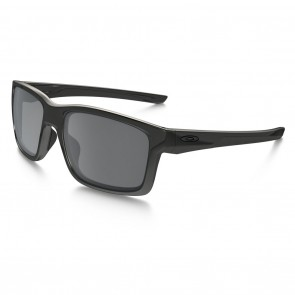 Oakley MAINLINK Sunglasses - Polished Black / Black Iridium
