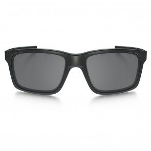 Oakley MAINLINK Matte Black Black Iridium Polarized Sunglasses