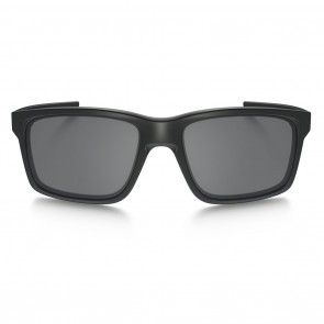 Oakley MAINLINK Matte Black Black Iridium Sunglasses