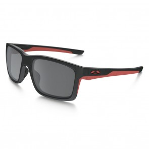 Oakley MAINLINK Sunglasses - Matte Black / Black Iridium