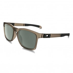 Oakley CATALYST Sunglasses in Matte Sepia with Dark Grey
