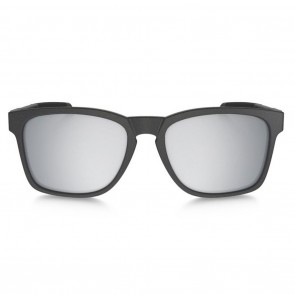 Oakley CATALYST Steel Chrome Iridium Sunglasses